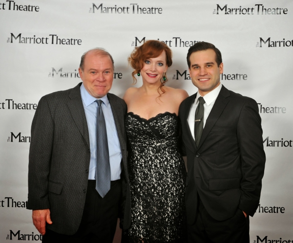 Craig Spidle, Christine Sherrill and Jameson Cooper Photo