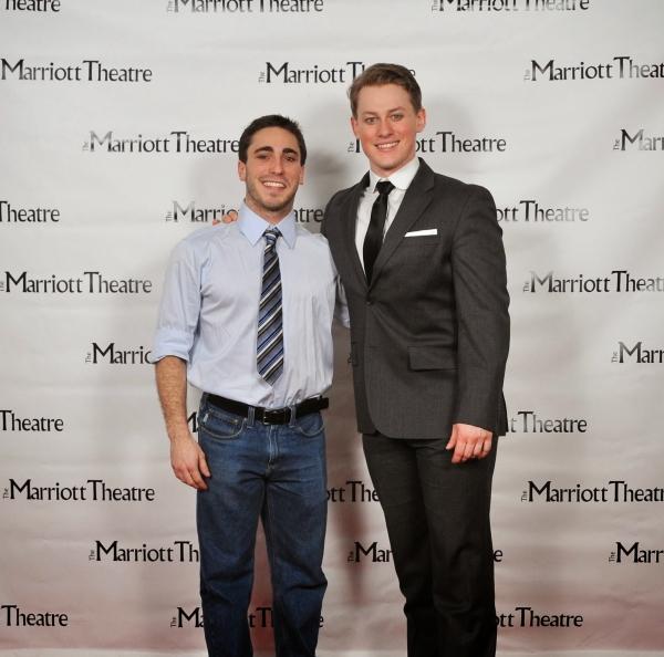 Photo Flash: Marriott Theatre's CABARET, Starring Megan Sikora, Celebrates Opening Night
