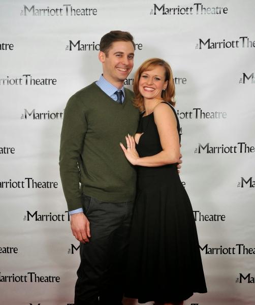 Patrick Sarb and Megan Sikora