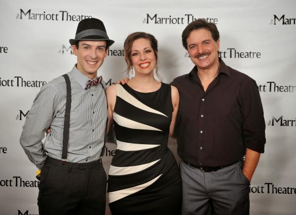 Stephen Schellhardt, Holly Stauder and Bernie Yvon Photo