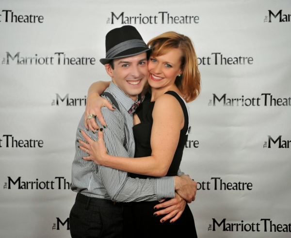 Stephen Schellhardt and Megan Sikora