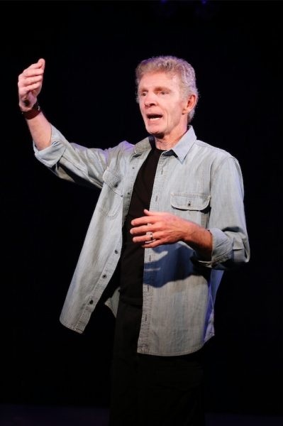 Photo Flash: First Look at Off-Broadway's RIDING THE MIDNIGHT EXPRESS with Billy Hayes