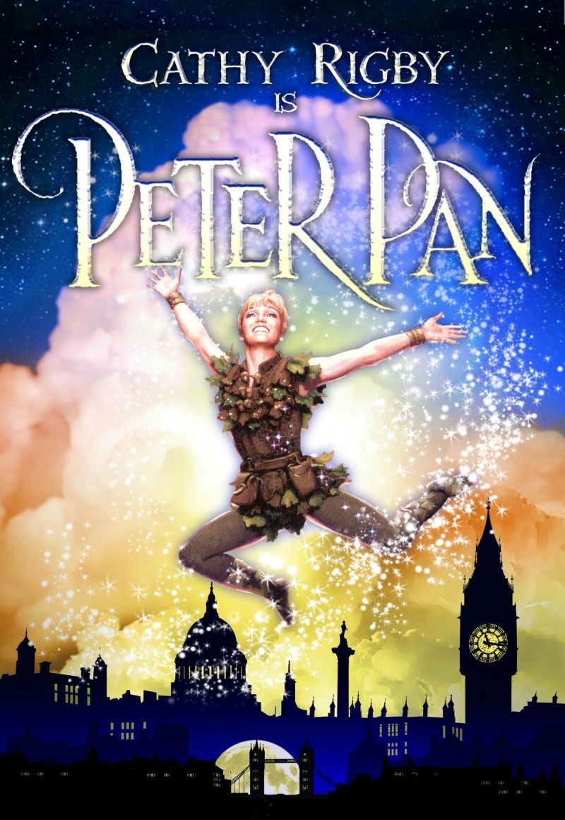 FLASH FRIDAY: A PETER PAN Panorama - Looking Ahead To NBC's 2014 Live Musical Event!