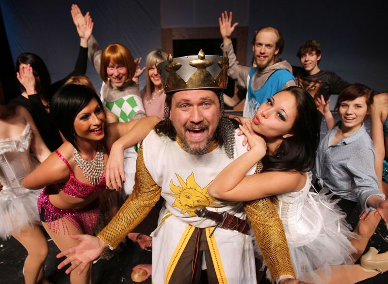 BWW Reviews: SPAMALOT Now In Twin Falls