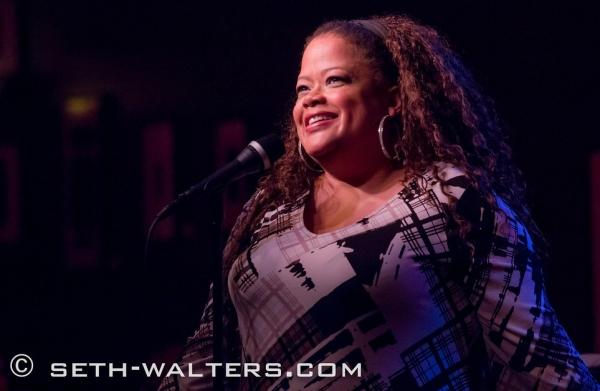 Photo Flash: Natalie Douglas Performs at Birdland