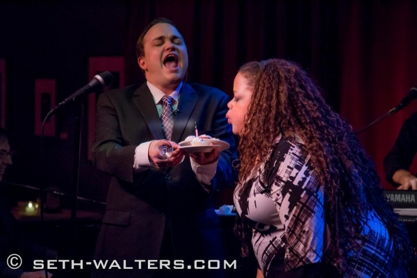 Photo Flash: Natalie Douglas Performs at Birdland