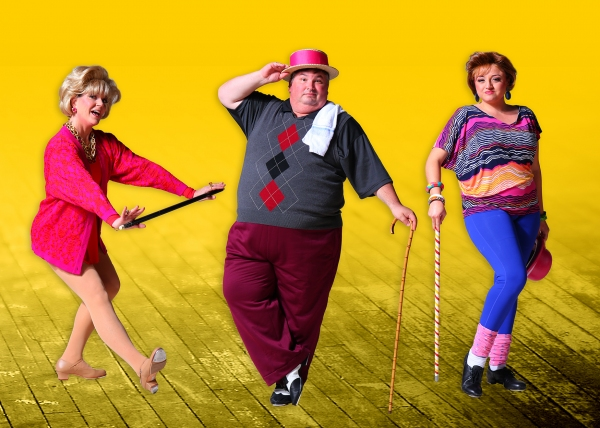 Photo Flash: Meet the Cast of Diamond Head Theatre's STEPPING OUT