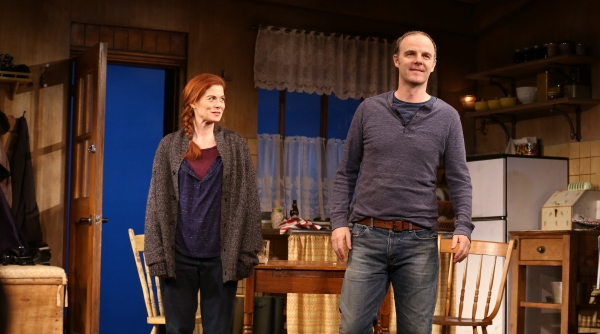 Photo Coverage: Cast of OUTSIDE MULLINGAR Takes Opening Night Bows!