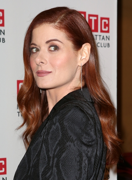 Photo Coverage: Brían F. O'Byrne, Debra Messing & OUTSIDE MULLINGAR Company Celebrate Opening Night