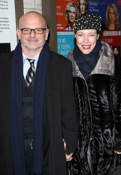 Photo Coverage: Inside OUTSIDE MULLINGAR's Frigid Opening Night Arrivals!