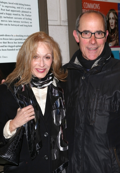 Jan Maxwell and Robert Emmet Lunney