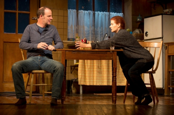 BWW Reviews:  O'Byrne and Messing are Enchanting Introverts in OUTSIDE MULLINGAR