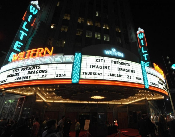 Photo Flash: Exclusive Performance by IMAGINE DRAGONS for Grammy Foundation Benefit