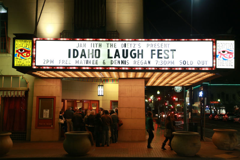 BWW Reviews: IDAHO LAUGH FEST, The Name Says It All