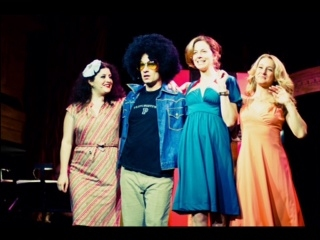BWW Blog: Sherz Aletaha of Off-Broadway's DISASTER! - Dear DISASTER!, I Love You