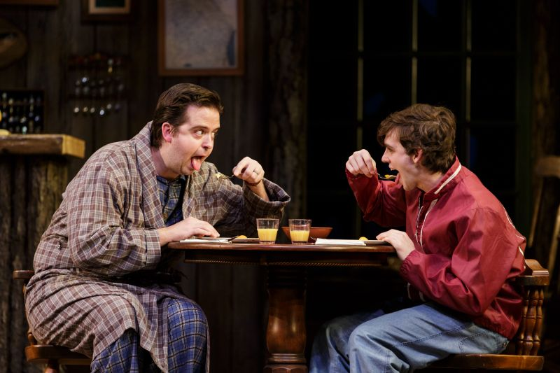 BWW Reviews: THE FOREIGNER at Village Packs the Laughs with Intelligence