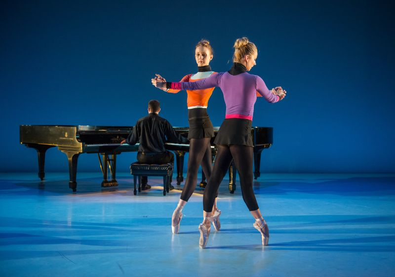 BWW Reviews: Ballet Next Performs at New York Live Arts