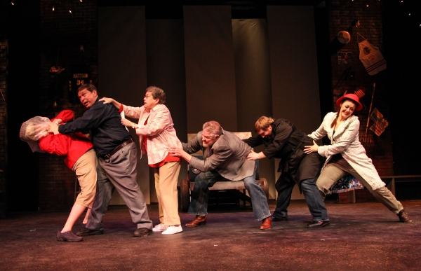 Photo Flash: First Look at Jedlicka Performing Arts Center's STANDING IN MATTOON