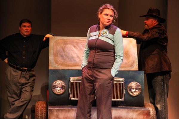 Gary Murphy, Kristen Williams, and Marc Nelsom Photo