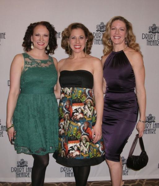 Ericka Mac, Johanna McKenzie Miller and Ariane Dolan