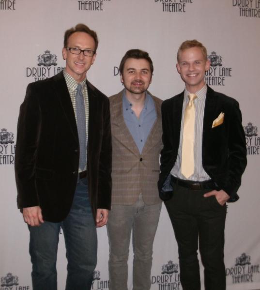 Gary Carlson, Sean Effinger-Dean and Zachary L. Gray