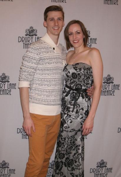 Phillip Ollenburg and Sarah Page Photo