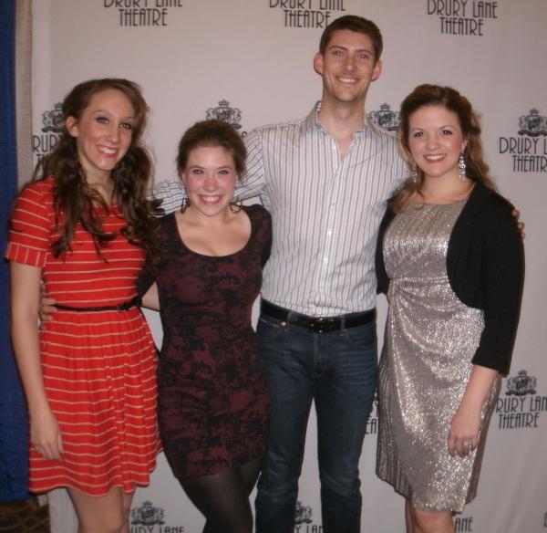 Photo Flash: YOUNG FRANKENSTEIN Celebrates Opening Night at Drury Lane