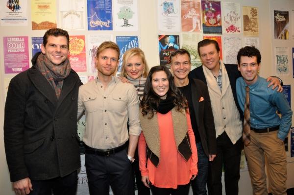Will Burton, Hunter Ryan Herdlicka, Haley Swindal, Taylor Rathus, William Schermerhorn, Johnny Kinnaird and Liam Forde