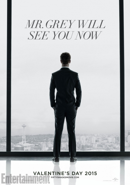 Photo Flash: First Look - New Teaser Ad for FIFTY SHADES