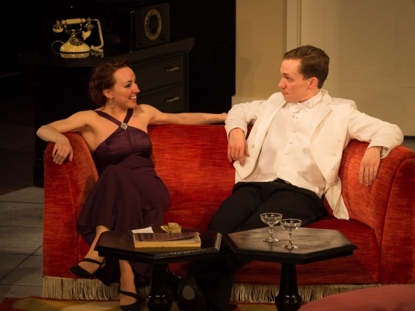 Photo Flash: First Look at Playhouse on Park's LEND ME A TENOR