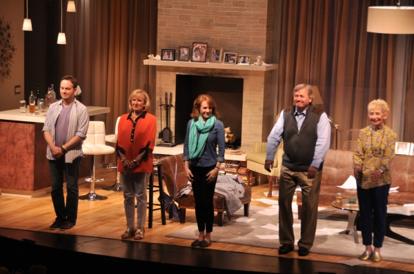 Christopher Bolan, Joy Franz, Nancy Lemenager, Phillip Clark and Joan Porter