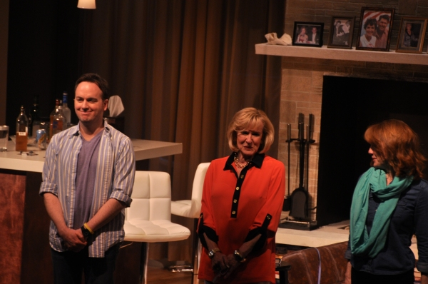 Christopher Bolan, Joy Franz and Nancy Lemenager