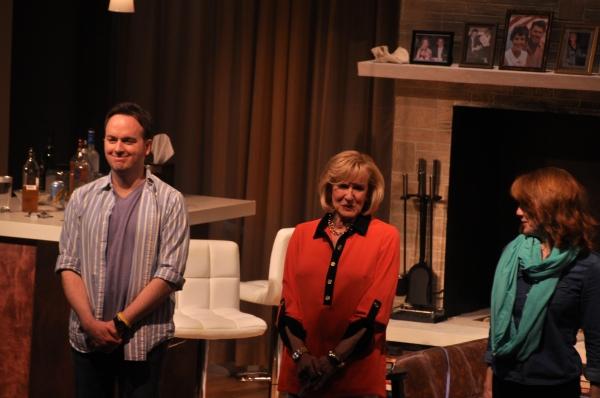 Christopher Bolan, Joy Franz and Nancy Lemenager