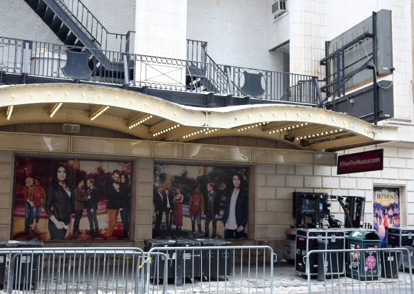 Up on the Marquee: IF/THEN