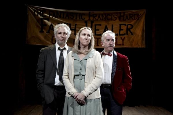 BWW Reviews: Stark Naked Theatre Company's FAITH HEALER Creates Skeptics and Believers