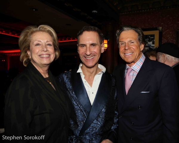 Photo Coverage: KT Sullivan & Mark Nadler Bring A SWELL PARTY to 54 Below