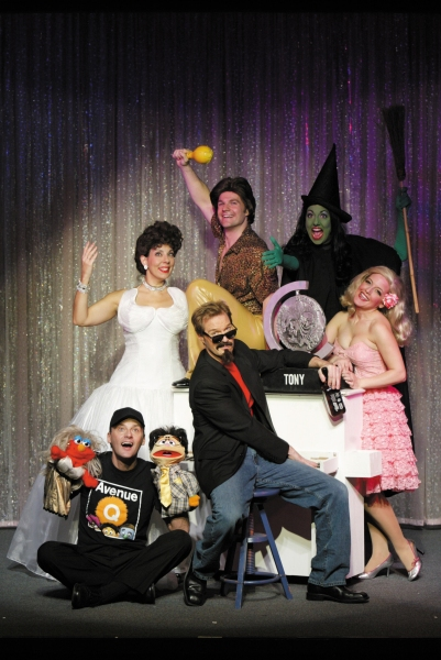 BWW Reviews: Society for the Performing Arts' FORBIDDEN BROADWAY Has Plenty of Bite