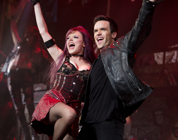 Ruby Lewis & Brian Justin Crum