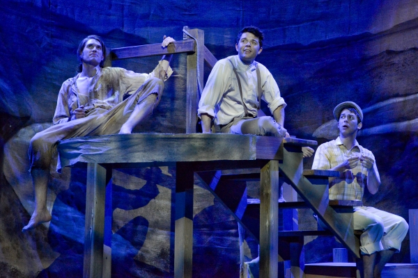 Photo Flash: First Look at WaterTower Theatre's THE ADVENTURES OF TOM SAWYER