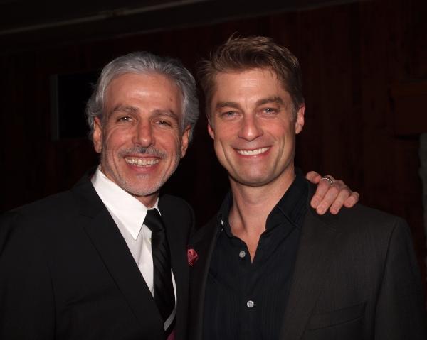 Director Michael Arabian and Jamison Jones