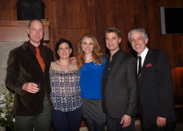 Photo Coverage: McCoy-Rigby's GOD OF CARNAGE Press Night at La Mirada Theatre