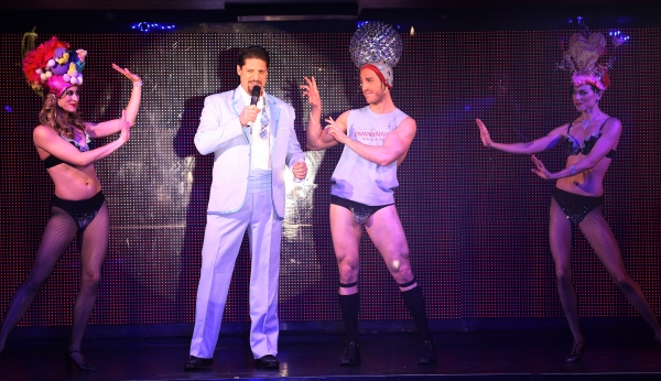 Photo Coverage: Broadway Celebrates the Seasons at Broadway Bares: WINTER BURLESQUE- CALENDAR GIRL; Part One