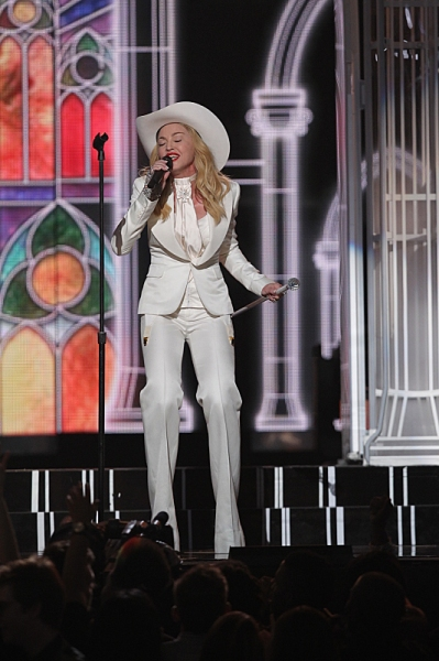 Photo Flash: Beyonce, Beatles Reunion & More Among Highlights of 56th ANNUAL GRAMMY AWARDS