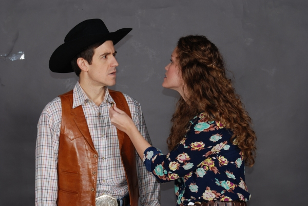BWW Reviews: Theatre Suburbia's UNDER A COWBOY MOON is a Light-Hearted Play