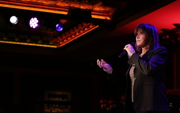 Photo Coverage: Michele Lee Previews CATCH THE LIGHT at 54 Below!