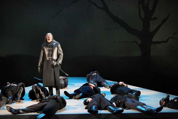Photo Flash: First Look at the Minnesota Opera's Production of MACBETH with Greer Grimsley and Brenda Harris