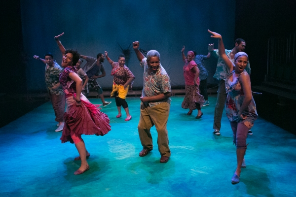 Photo Flash: Acting Up Stage's ONCE ON THIS ISLAND
