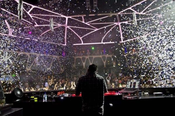 Photo Flash: Rev Run & Ruckus Take Over Hakkasan Nightclub in Las Vegas