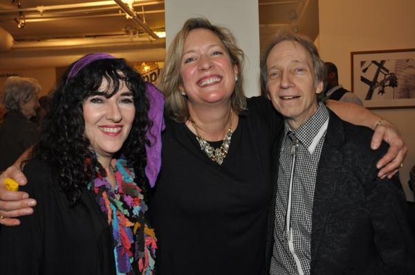 Barbara Siegel, Carolyn Montgomery-Forant and Scott Siegel