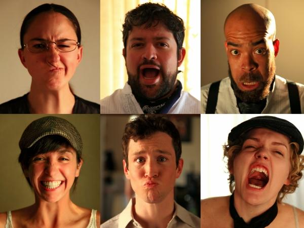 Photo Flash: Meet the Cast of Duke City Rep's A MIDSUMMER NIGHT'S DREAM, Beg. Tonight
